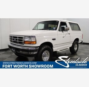 1996 Ford Bronco for sale 101421279