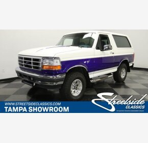 1996 Ford Bronco for sale 101423038