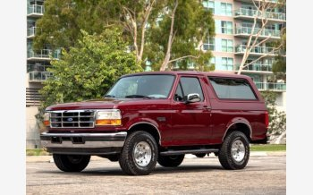 1996 Ford Bronco for sale 101448227
