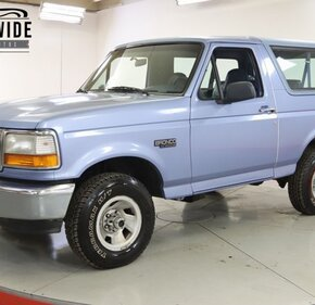 1996 Ford Bronco for sale 101482788