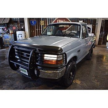 1996 Ford Bronco for sale 101571614