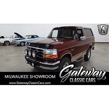 1996 Ford Bronco for sale 101597263