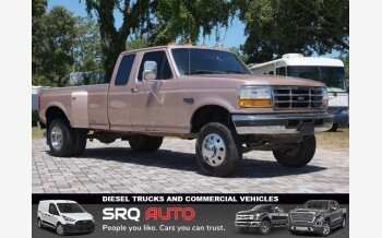 1996 Ford F350 for sale 101511395
