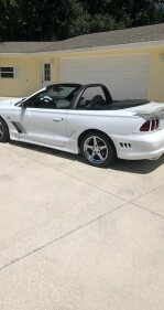 1996 Ford Mustang Convertible for sale 101183655