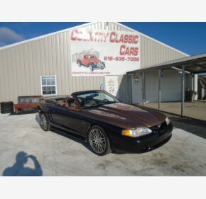 1996 Ford Mustang GT Convertible for sale 101426969