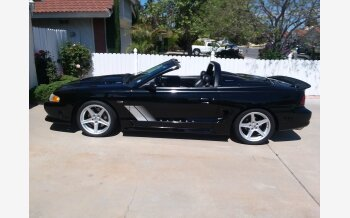 1996 Ford Mustang Saleen for sale 101468774