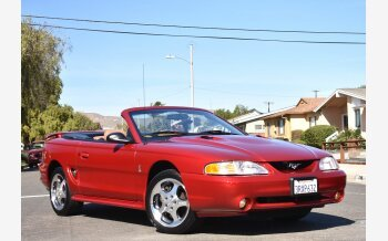 1996 Ford Mustang Cobra Convertible for sale 101567048