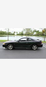 1996 Ford Mustang Cobra Coupe for sale 101025711