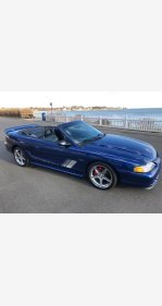 1996 Ford Mustang GT Convertible for sale 101028074