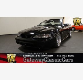 1996 Ford Mustang Cobra Convertible for sale 101051460