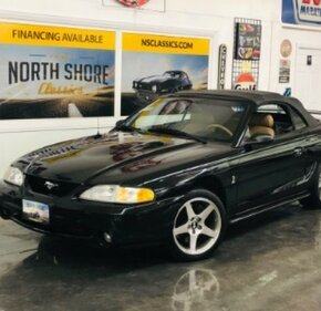 1996 Ford Mustang Cobra Convertible for sale 101065545