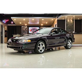 1996 Ford Mustang Cobra Coupe for sale 101069745