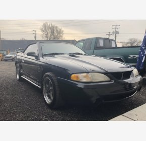 1996 Ford Mustang Cobra Convertible for sale 101070195