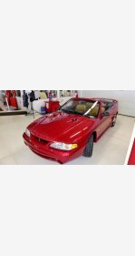 1996 Ford Mustang Cobra Convertible for sale 101096937