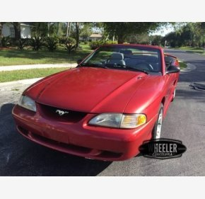1996 Ford Mustang for sale 101109205
