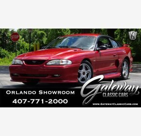 1996 Ford Mustang GT Coupe for sale 101135188