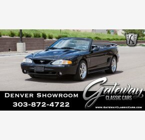 1996 Ford Mustang Cobra Convertible for sale 101171774