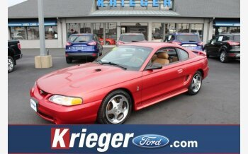 1996 Ford Mustang Cobra Coupe for sale 101218342