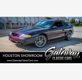 1996 Ford Mustang Cobra Coupe for sale 101218448
