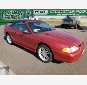 1996 Ford Mustang GT Convertible for sale 101226526