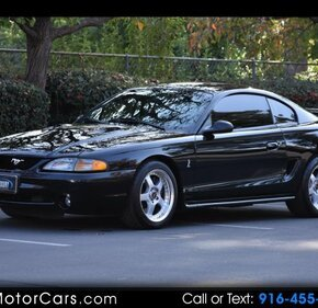 1996 Ford Mustang Cobra Coupe for sale 101239710