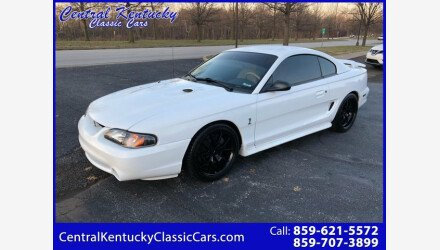 1996 Ford Mustang Cobra Coupe for sale 101254501