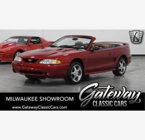 1996 Ford Mustang Cobra Convertible for sale 101259862