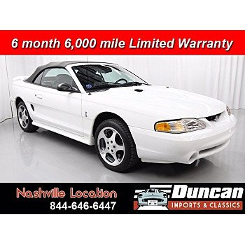 1996 Ford Mustang for sale 101276872