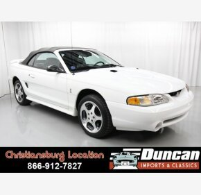 1996 Ford Mustang Cobra Convertible for sale 101276872