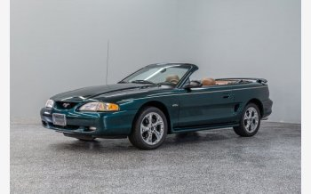 1996 Ford Mustang GT Convertible for sale 101288315