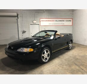 1996 Ford Mustang Cobra Convertible for sale 101296471