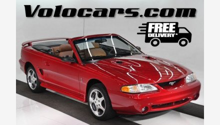 1996 Ford Mustang Cobra Convertible for sale 101328951