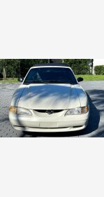 1996 Ford Mustang GT Convertible for sale 101391575