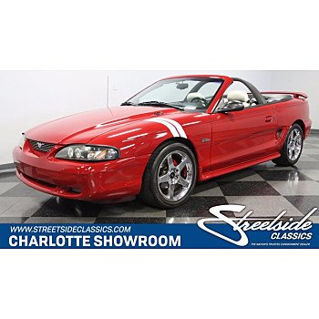 1996 Ford Mustang GT Convertible for sale 101392053