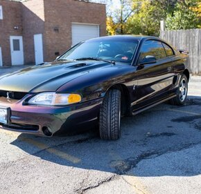1996 Ford Mustang Cobra Coupe for sale 101399395