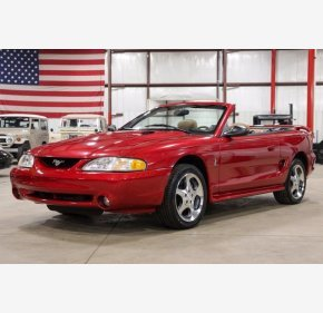 1996 Ford Mustang for sale 101471121
