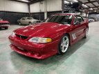 1996 Ford Mustang Cobra Convertible for sale 101536437