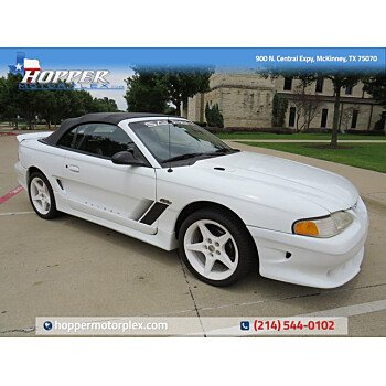 1996 Ford Mustang for sale 101538924
