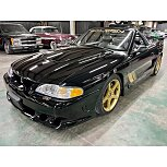 1996 Ford Mustang Cobra Convertible for sale 101563302