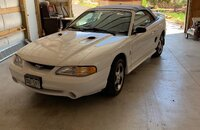 1996 Ford Mustang Cobra Convertible for sale 101170144