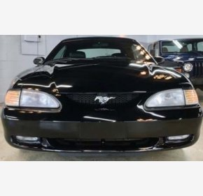 1996 Ford Mustang Convertible for sale 101397484