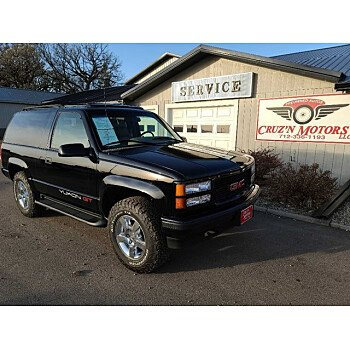 1996 GMC Yukon for sale 101432246
