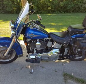 1996 Harley-Davidson Softail Heritage for sale 200725141