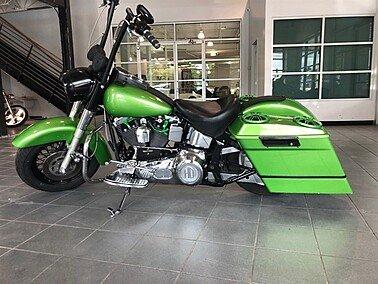 1996 Harley-Davidson Softail Fat Boy for sale 201157607