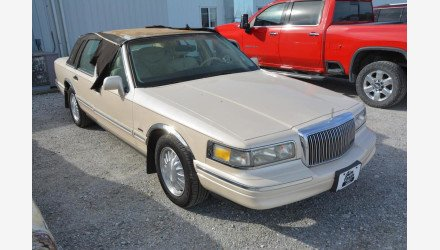 1996 Lincoln Other Lincoln Models for sale 101394285
