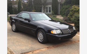 1996 Mercedes-Benz SL500 for sale 101281737