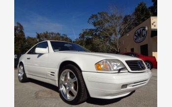 1996 Mercedes-Benz SL500 for sale 101048748