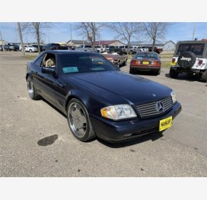 1996 Mercedes-Benz SL500 for sale 101268527