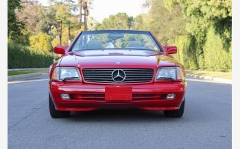 1996 Mercedes-Benz SL500 for sale 101457286