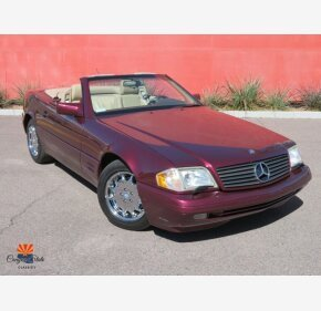 1996 Mercedes-Benz SL500 for sale 101465279